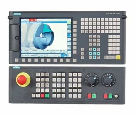 CNC Milling Siemens Controller